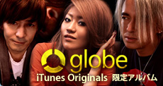 globe iTunes Originals
