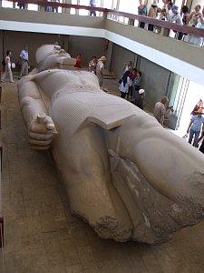 ラムセスII世像