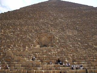 クフ王のピラミッド6