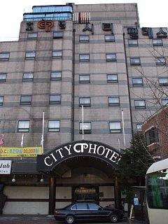 シティパレスホテル