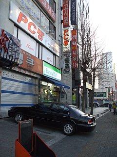 ファミリーマート踏十里駅前店近辺