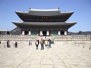 景福宮、勤政殿