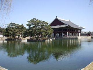 景福宮、慶会楼