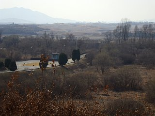 帰らざる橋と北朝鮮