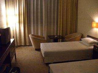 羊角島国際ホテルの客室