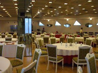 羊角島国際ホテルのレストラン