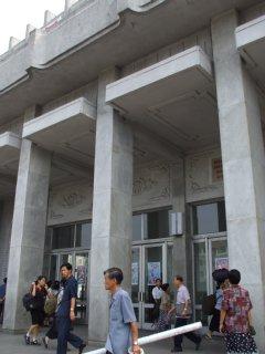 平壌地下鉄千里馬線、復興駅