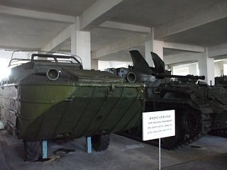 祖国解放戦争勝利記念館の展示