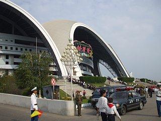 メーデースタジアム