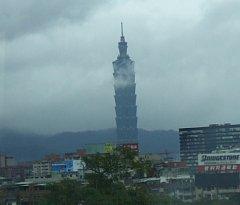 台北101遠景