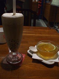 春水堂の珍珠奶茶
