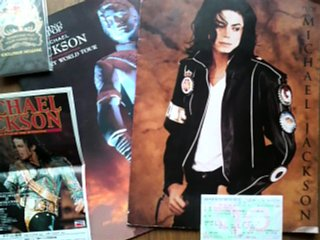 Memories of Michael Jackson