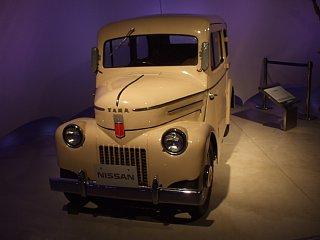 日本最初の電気自動車「たま」