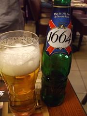 1664というフレンチビア