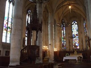 ラ・ブイユのマドレーヌ教会