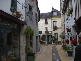 ラ・ブイユの家々