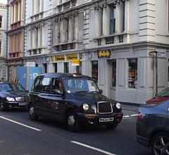 ロンドンのタクシー、ブラックキャブ
