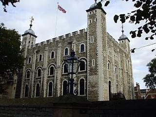 ロンドン塔のホワイト・タワー