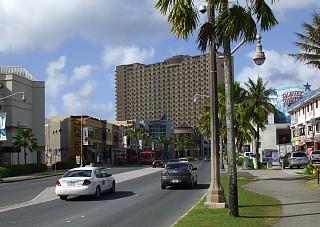 タモンのサン・ビトレス・ロード、通称ホテル・ロード