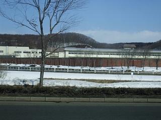 現在の網走刑務所