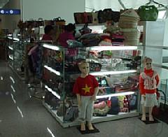 ホーチミンシティ、タンソンニャット国際空港