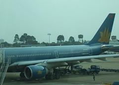 ベトナム航空機