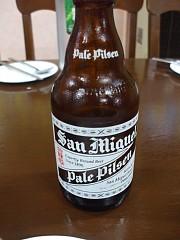 サン・ミゲルビール