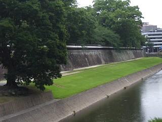 熊本城の長塀