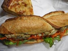 ヴィロンのプーレロティサンドイッチ