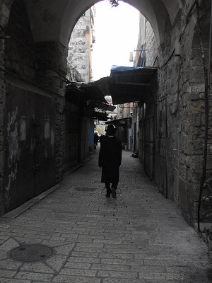 旧市街の風景