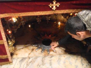 聖誕教会、イエス降誕の場所