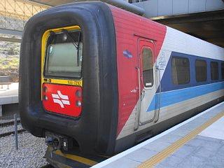 イスラエル鉄道、テルアビブ・エルサレム線