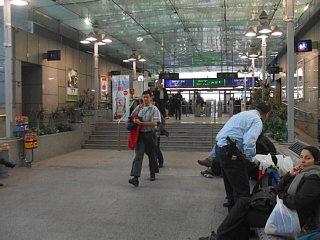 テルアビブ・ハシャローム駅