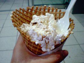 ココナッツクリームパイ