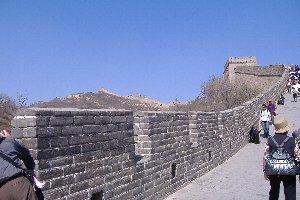 万里の長城・八達嶺
