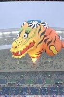 サッカー日本代表壮行会