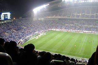 キリンカップ2006in埼玉スタジアム2002