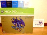 Xbox360コアシステム ブルードラゴン プレミアムパック 初回限定版 セブンイレブンオリジナルパッケージ